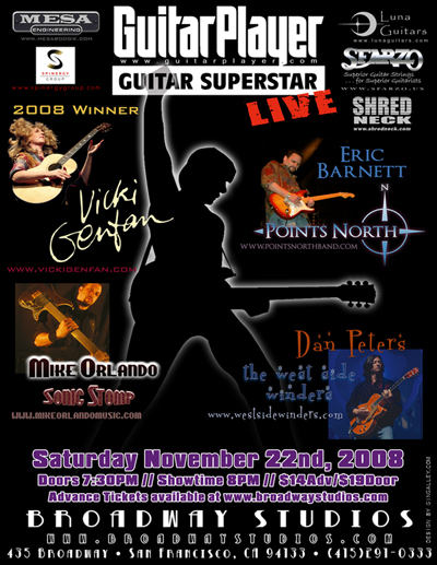Guitar Superstars Live!