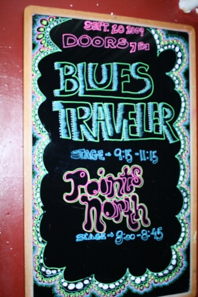 Blues Traveler/Points North