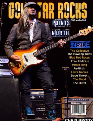 Goldstar Rocks Magazine